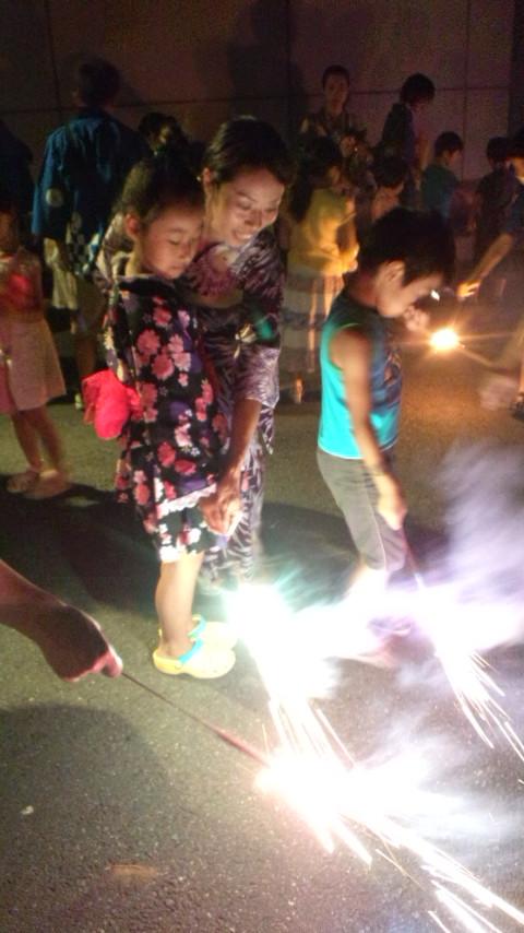 小児科夏祭り