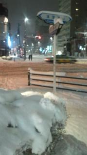 都内も大雪